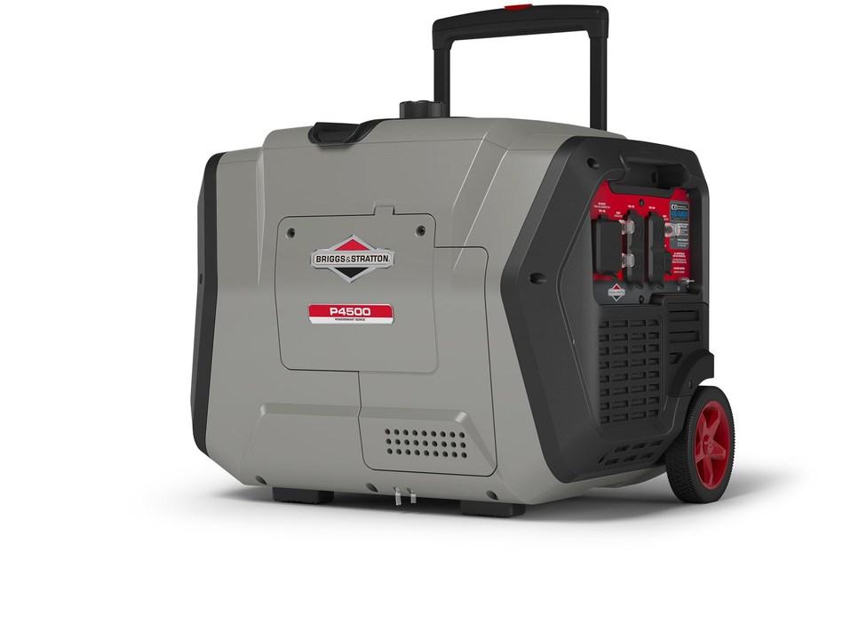 NEW P4500 POWERSMART SERIES™ INVERTER GENERATOR