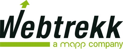 Webtrekk's new logo upon acquisition (PRNewsfoto/Mapp Digital)