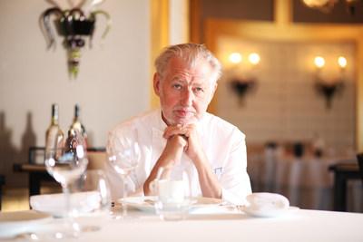 [Pierre Gagnaire à Séoul] Chef Pierre Gagnaire