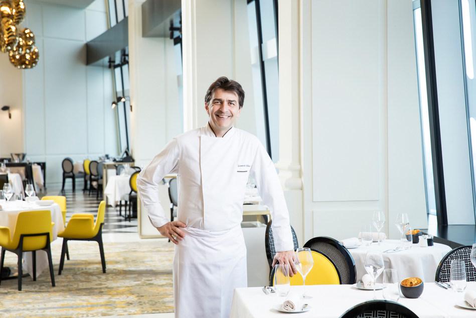 STAY Chef Yannick Alleno
