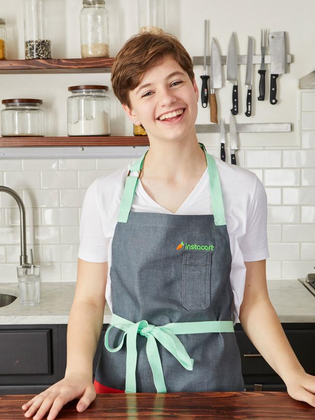 Season two Top Chef Junior winner, Nikki Bidun