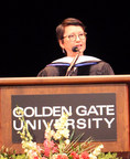 Golden Gate University's Graduate Commencement Featured Nationally Recognized Workforce Development Leader Van Ton-Quinlivan