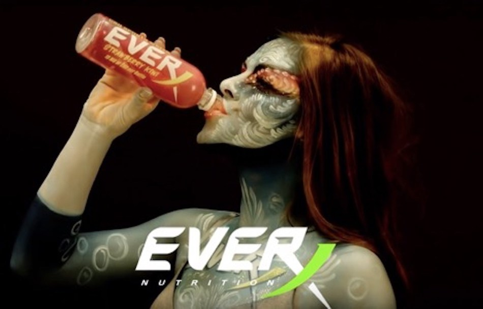 Puration Brings EVERx CBD Sports Water to Africa at Arnold
