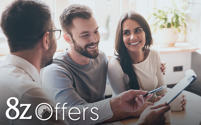 8z Real Estate announces it has launched 8z Offers, a cash instant-offer service for home sellers in the Colorado Front Range region, including Colorado Springs, Greater Denver, Boulder, Fort Collins and Greeley.