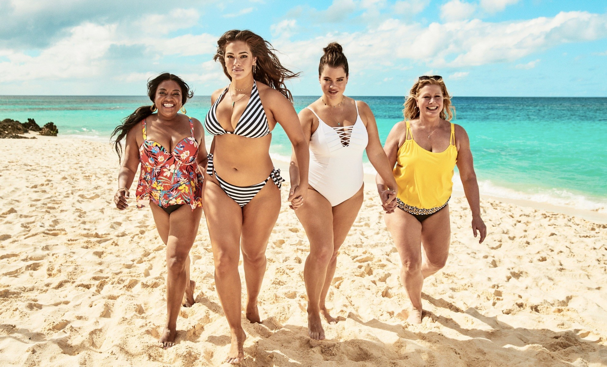 b1a3eb6191 Counts: Swimsuits For All x KingSize Partner to Launch Summer Campaign  Starring Supermodel and Entrepreneur Ashley Graham and Sherri Shepherd