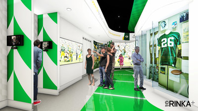 The new Associated Bank branch will lead Packers fans through a series of one-of-a-kind experiences personalized just for them.