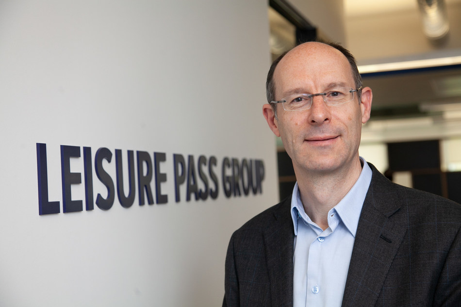 Leisure Pass Group Welcomes Ian Wheeler as Non-Executive Chairman (PRNewsfoto/The Leisure Pass Group)