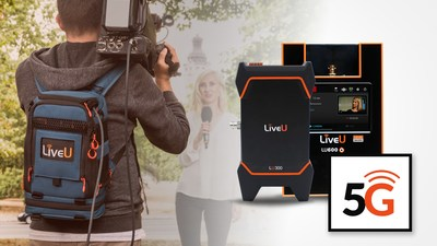LiveU HEVC Broadcast Units will use the AT&T 5G Network for Mobile Video Production