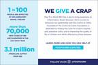 Poo~Pourri Announces Partnership With The Crohn's & Colitis Foundation