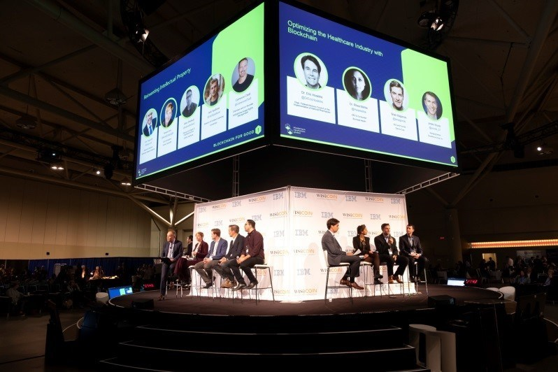 Inaugural Blockchain Revolution Global event brings foremost enterprise blockchain leaders to Toronto (CNW Group/Blockchain Revolution Global)