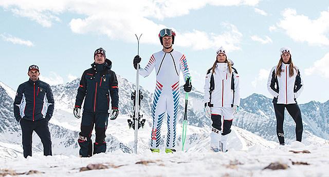 IMAGE CREDIT: 2018 / Courtesy of Spyder (the exclusive apparel partner of the U.S. Ski Team)