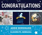 Elkhorn, Nebraska Public School 5th Grader Crowned Champion of the 2019 Sodexo Future Chefs Challenge