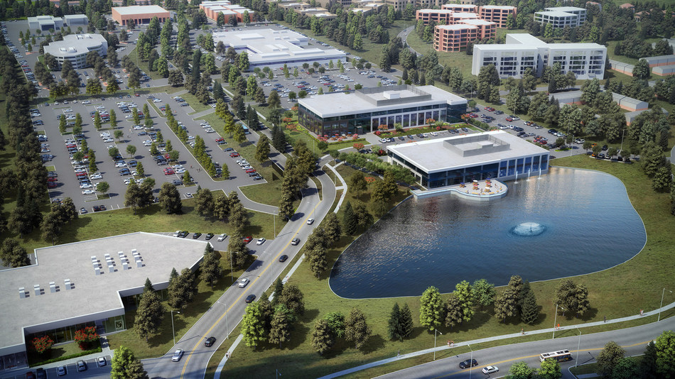 Ryan Companies Announces First Anchor Tenant In Oakmont