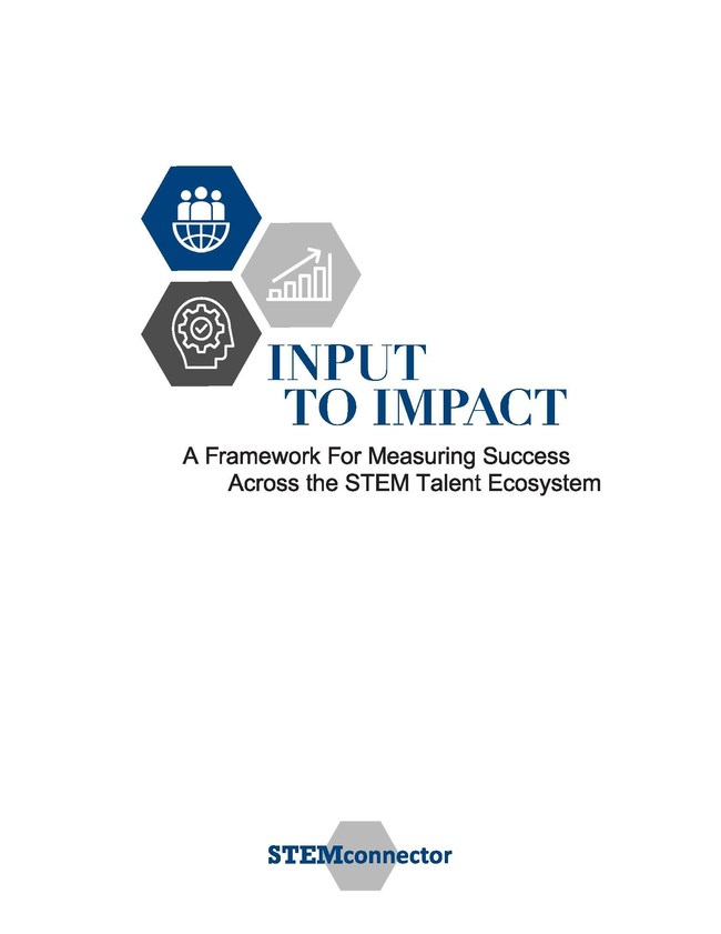 Input to Impact: A Framework for Measuring Success Across the STEM Ecosystem