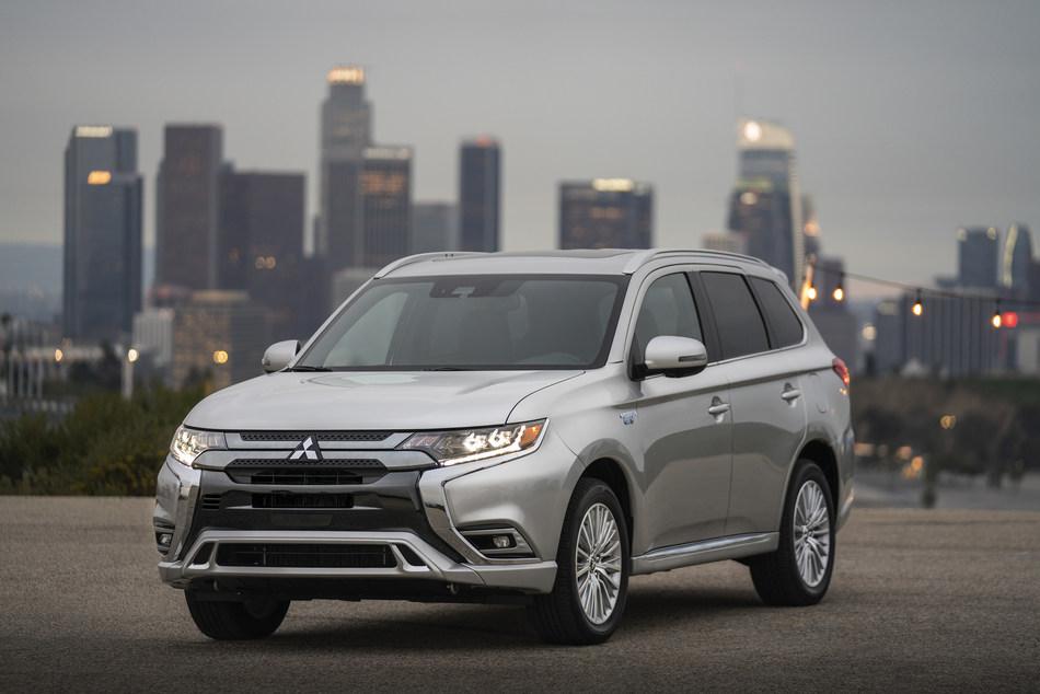 Mitsubishi Motors Reports April 2019 Sales
