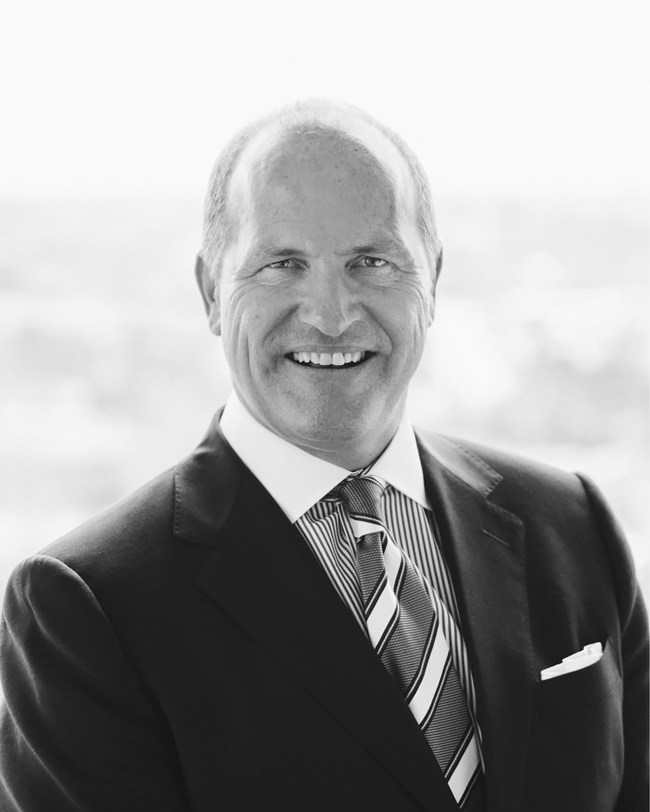 Jim Chapel, CEO of FMC Financial Group, Newport Beach, California and newest board member for First Financial Resources, Irvine, California