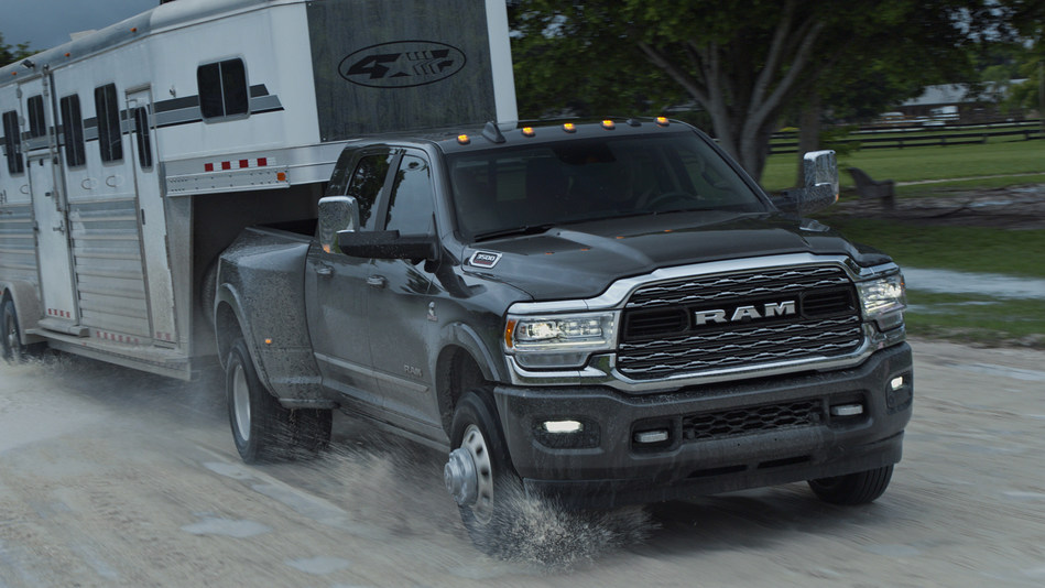 """Ram Truck brand launches """"On to Bigger Things"""" marketing campaign showcasing how class-leading features in the Ram Light Duty and Heavy Duty Trucks enable their owners to do more than they ever thought possible"""