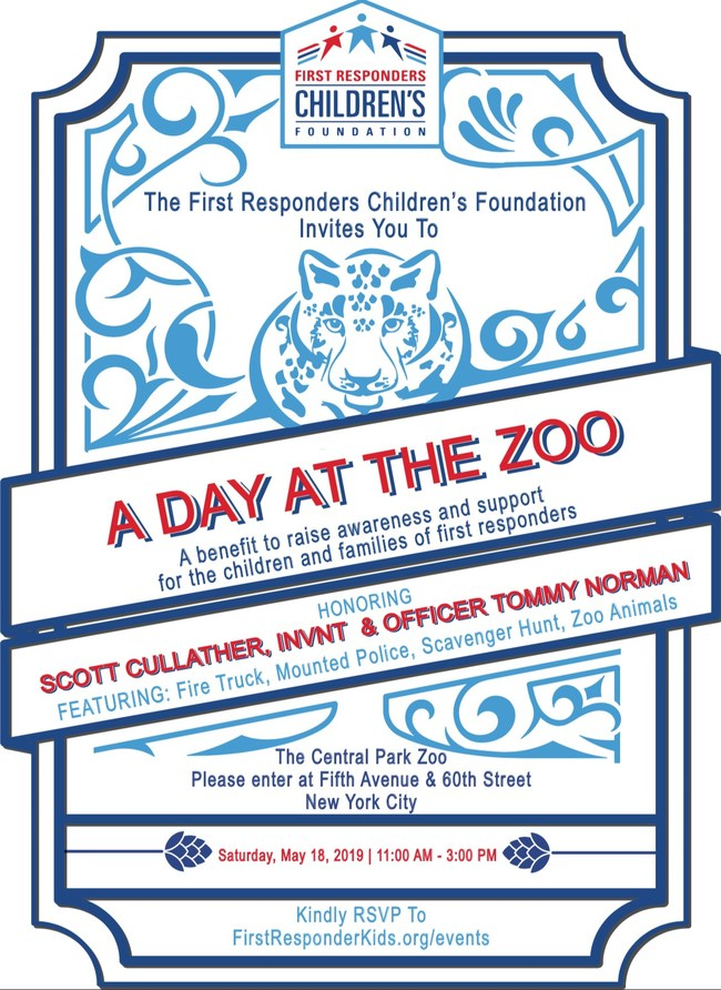 Invite to A Day at the Zoo