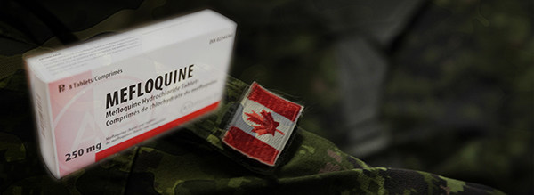 Mefloquine (CNW Group/Howie, Sacks & Henry LLP)