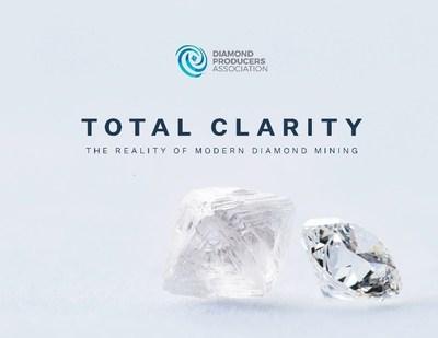钻石生产商协会(DPA)发布全球首份现代钻石开采行业实际情况的全方位报告