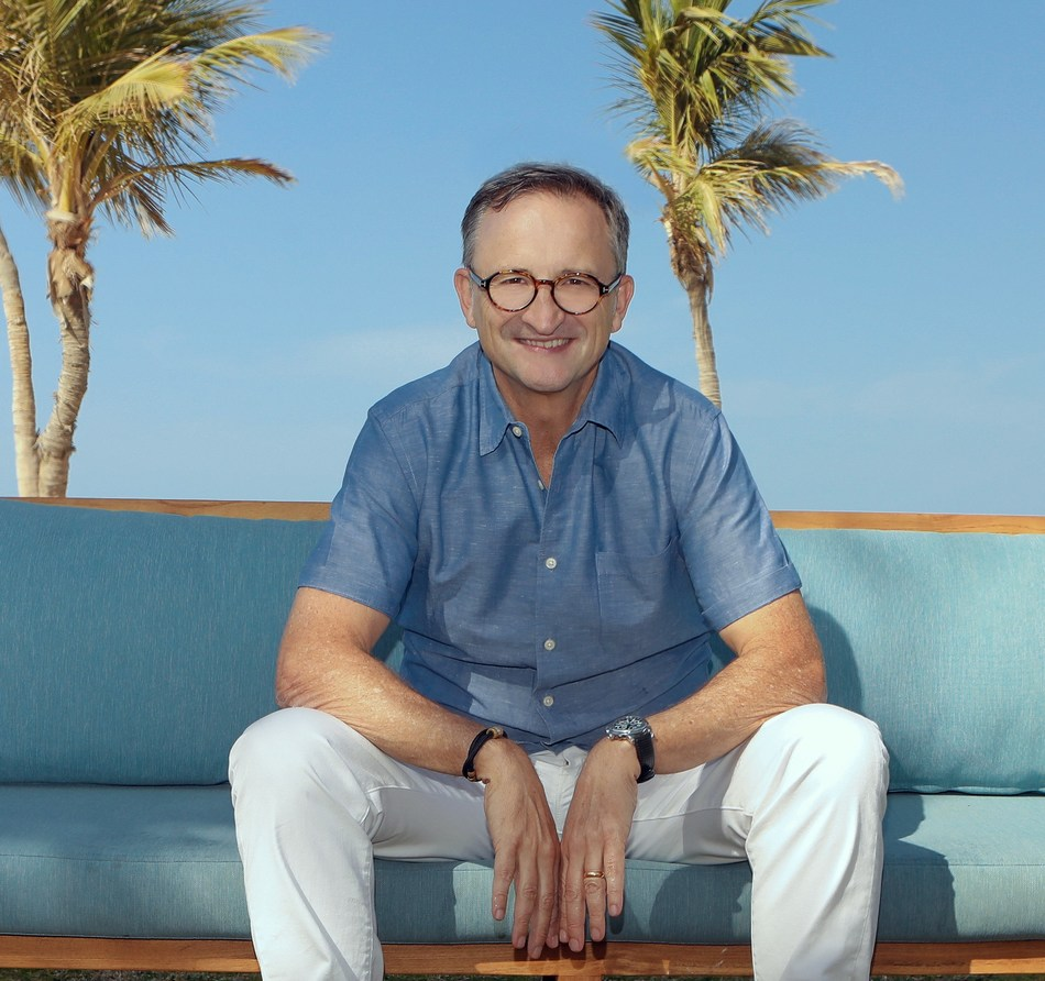 Anthony Ross, CEO of JA Resorts & Hotels