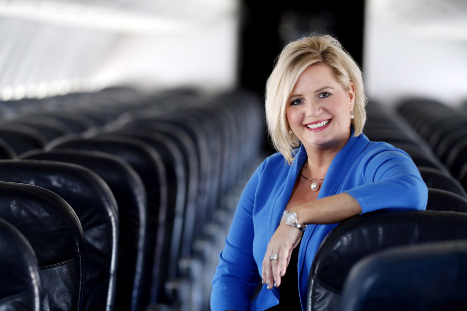 Tracy Tulle has been named Allegiant's senior vice president, flight crew operations.