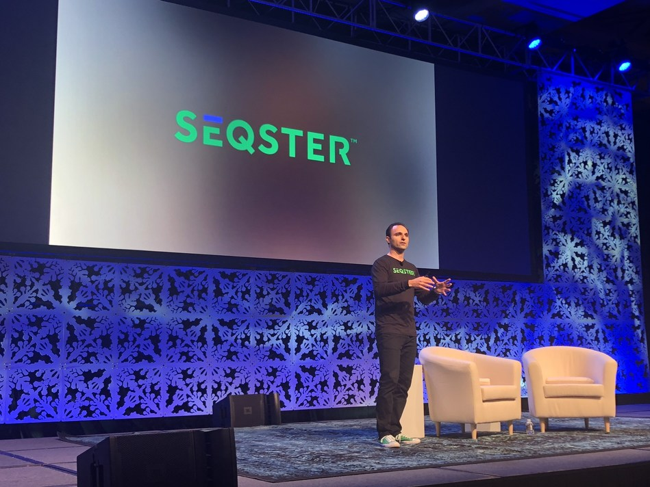 Seqster CEO, Ardy Arianpour recognized by MM&M Magazine as 2019 Top 40 Healthcare Transformer.