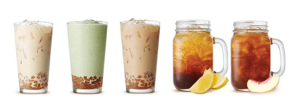 Caribou Coffee Summer Drinks 2019