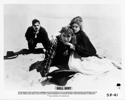 John Ford's Hell Bent (1918) from Universal Pictures
