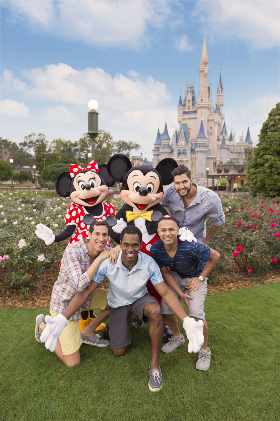 Orlando's lineup of LGBTQ events this summer includes everything from pride parties and live entertainment to activities at Walt Disney World® Resort. Photo courtesy of Walt Disney World.