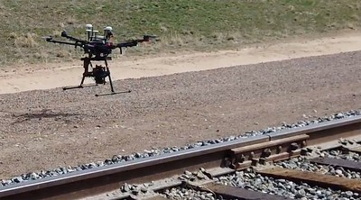 360 Rail Services transforms industrial track inspections with drone-based imagery collection and AI-Based defect detection using Ardenna's SaaS offering.