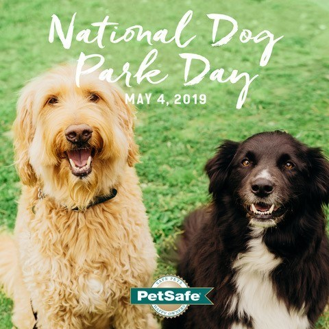 PetSafe® brand celebrates 3rd National Dog Park Day