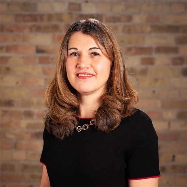 Alecia Dantico is VP of multichannel marketing, strategy