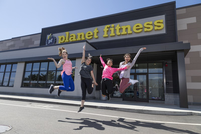 Planet Fitness Teen Summer Challenge (CNW Group/Planet Fitness)