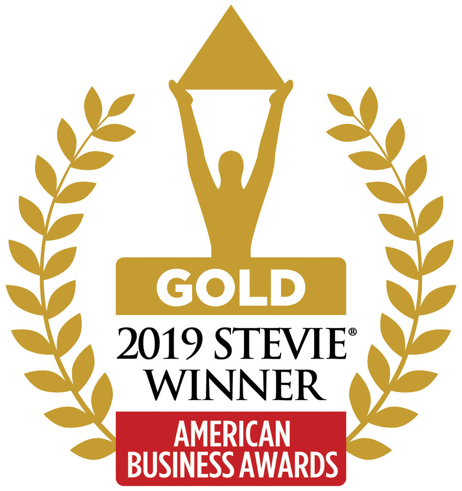 2019 Gold Stevie Award Winner
