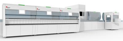 La solución de automatización total del laboratorio DxA 5000 de Beckman Coulter (PRNewsfoto/Beckman Coulter)