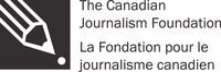 The Canadian Journalism Foundation logo (Groupe CNW/La Fondation pour le journalisme canadien)