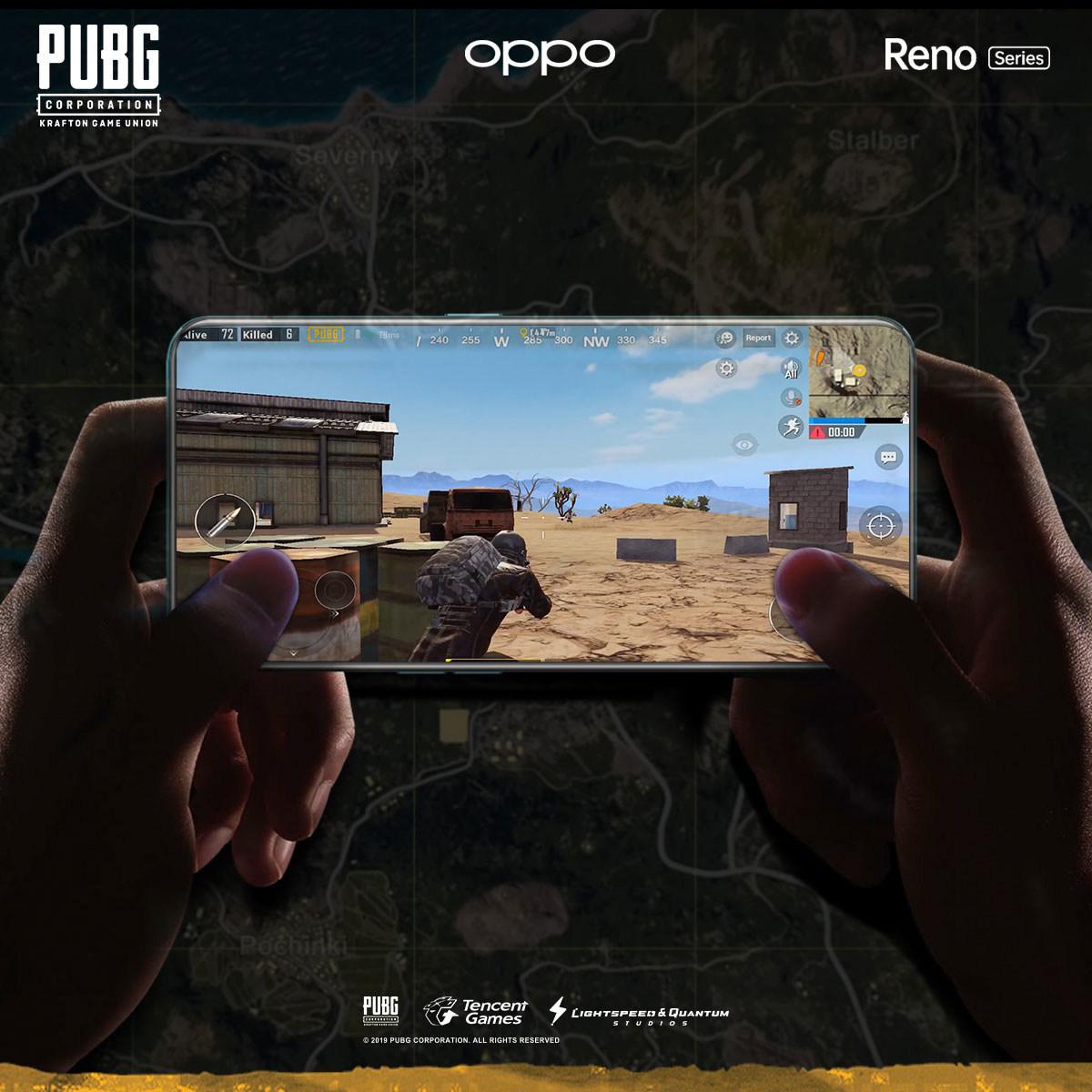 OPPO Announces Sponsorship of PUBG MOBILE MENA Championship 2019