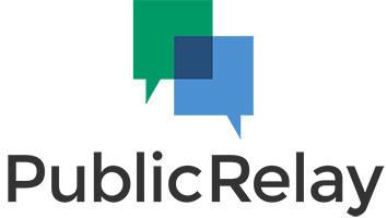 PublicRelay logo