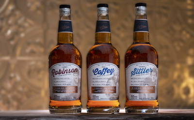 J.P. Wiser's goes back-to-back with its second release of the Alumni Whisky Series (CNW Group/Corby Spirit and Wine Communications)