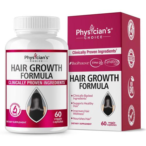 Physicians Choice hair Growth Formula
