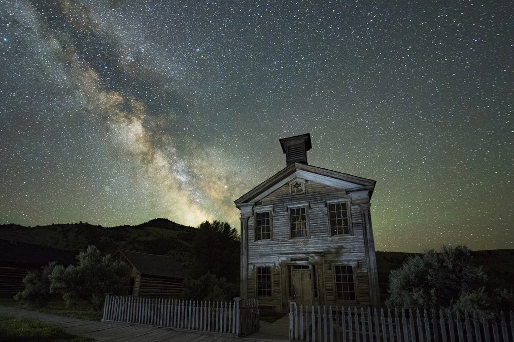 Step Back In Time At Montana S Ghost Towns