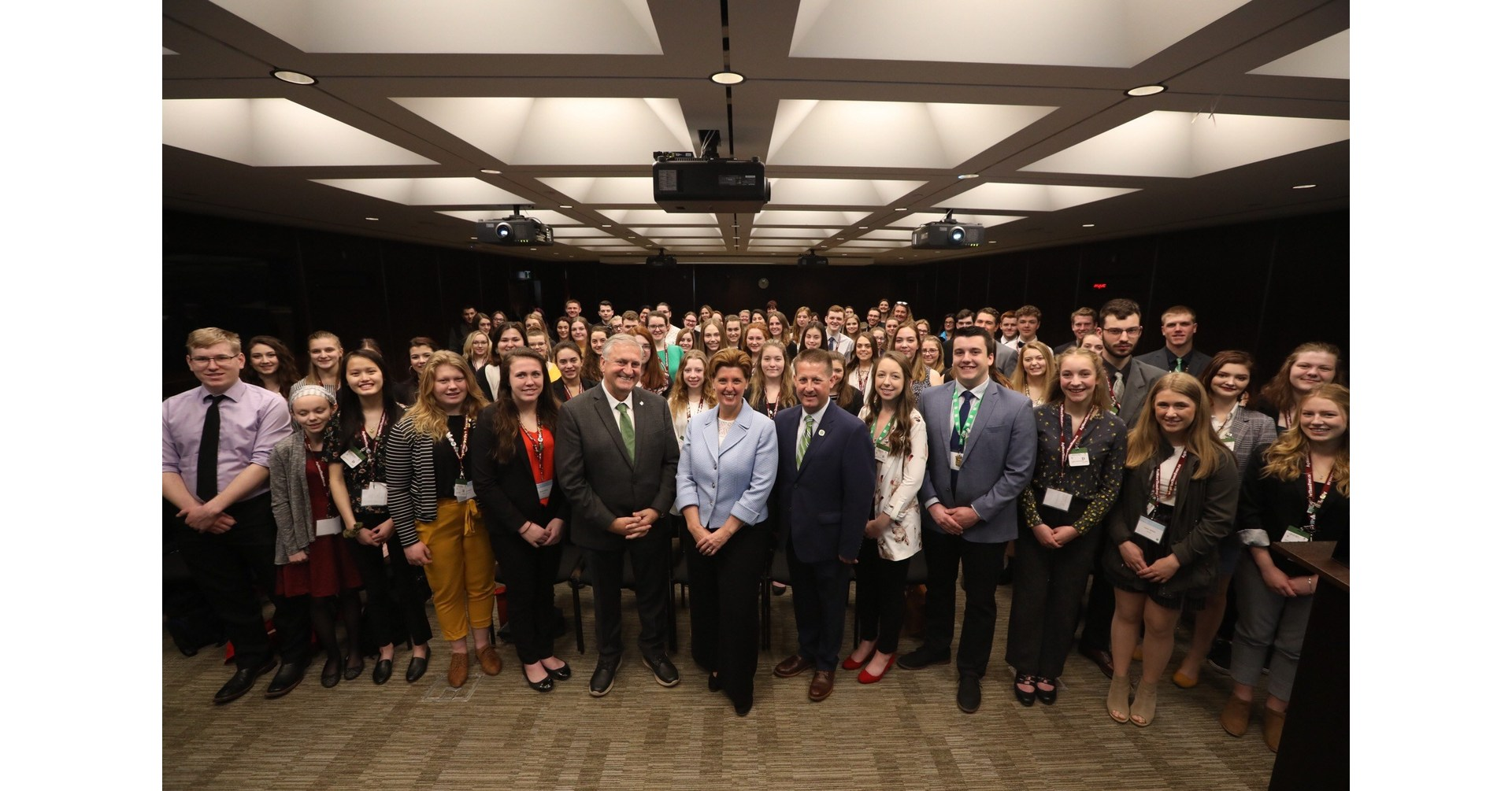 Government of Canada invests in 4-H Canada to support the next