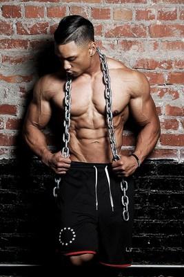 IFBB Pro Athlete AJ Quimson