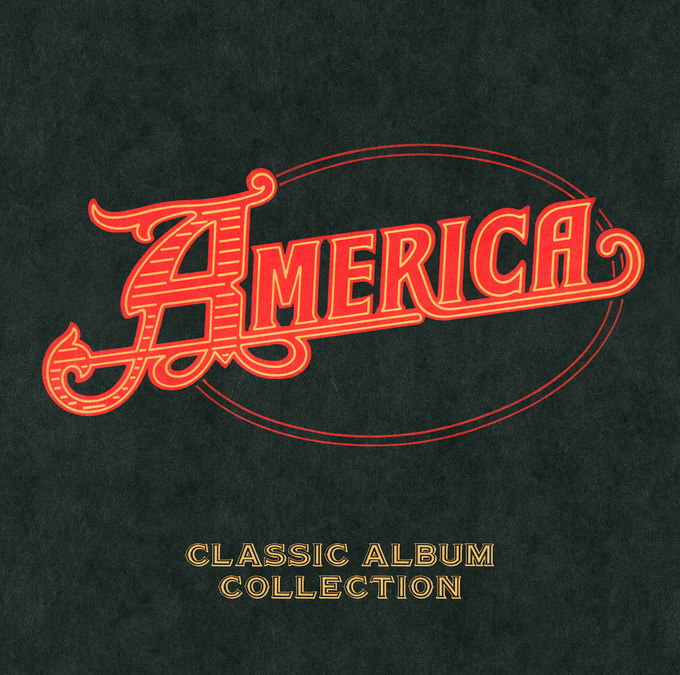 America: 'Classic Album Collection - The Capitol Years' 6CD