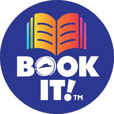 BOOK IT! logo