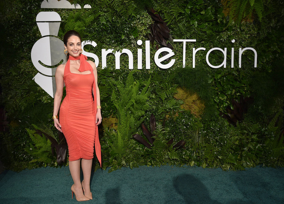 Alexa Ray Joel attends Smile Train's 20th Anniversary Gala at Capitale on May 02, 2019 in New York City. (Photo by Bryan Bedder/Getty Images)