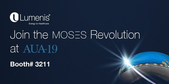 Join the Moses revolution at AUA 2019 booth 3211
