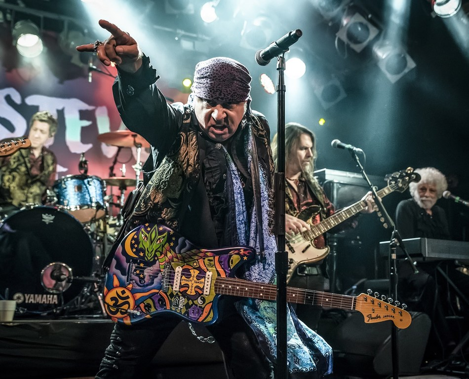 Little Steven and the Disciples of Soul's first new album of original material in 20 years, 'Summer of Sorcery,' is available today via Wicked Cool/UMe.