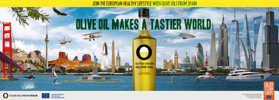 The Olive Oil World Tour Rolls into Chicago's Union Station